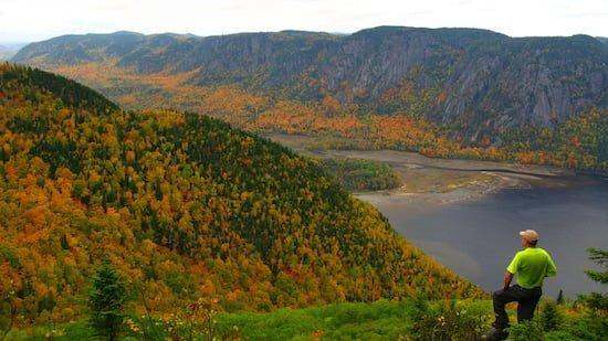 Parc national du Saguenay-Quebec