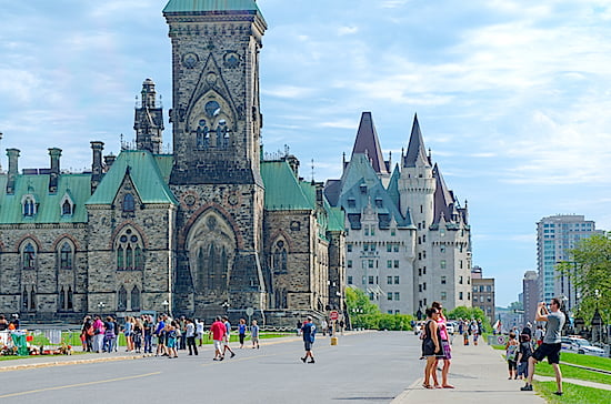 Parliament HIll-Ottawa