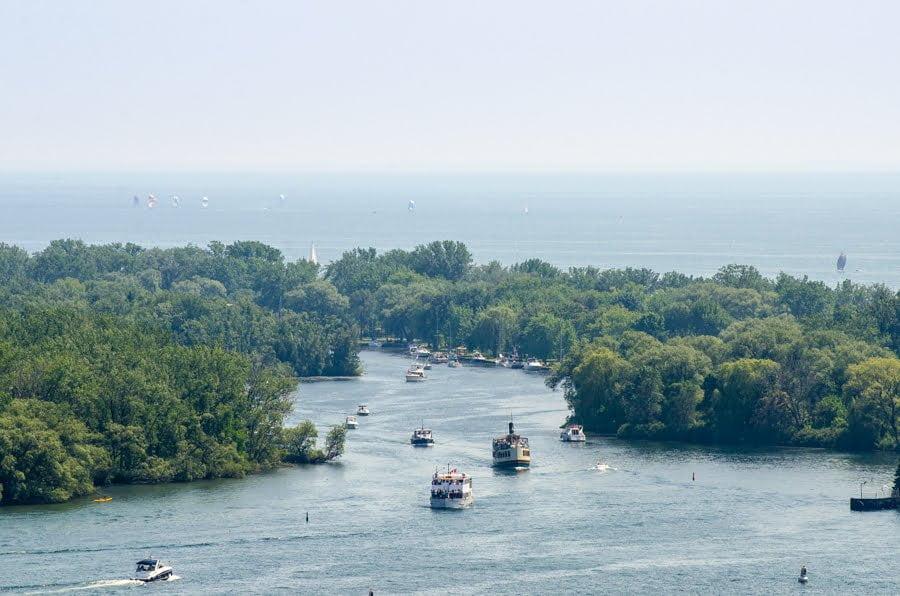 toronto-harbour