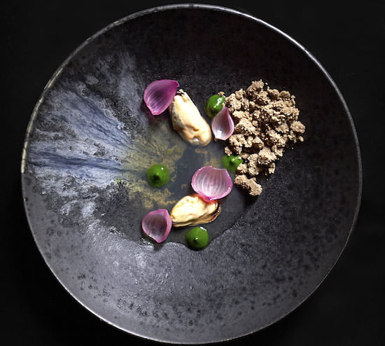 Mussels-Luksus