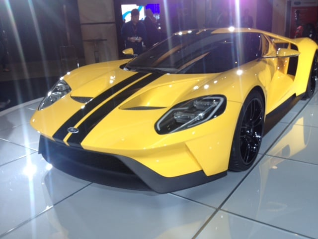 CIAS Ford GT