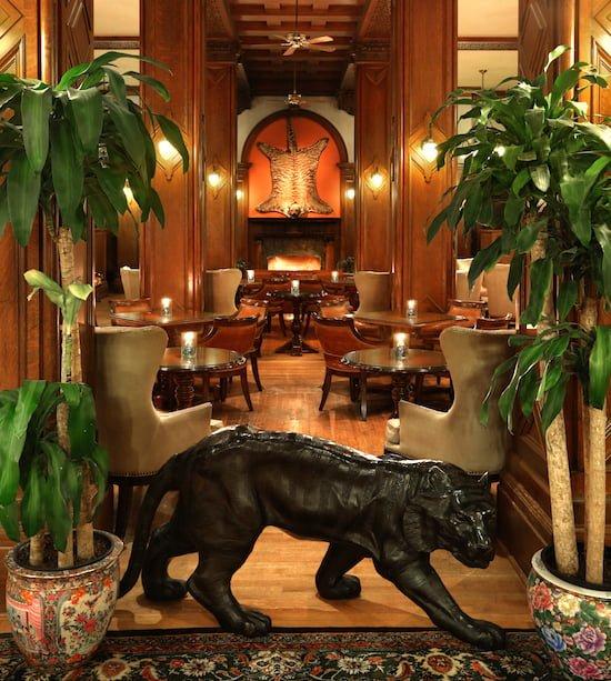 Bengal Lounge Tiger