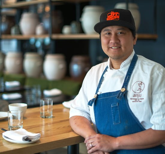 Chef Roy Oh-Anju-Calgary