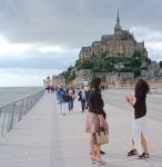 mount-saint-michel-boardwalk small