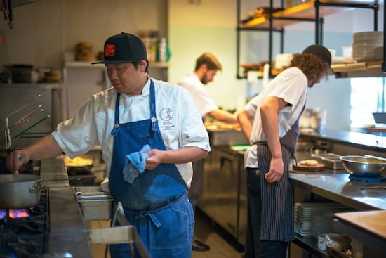 roy-oh-cooking-at-anju-calgary