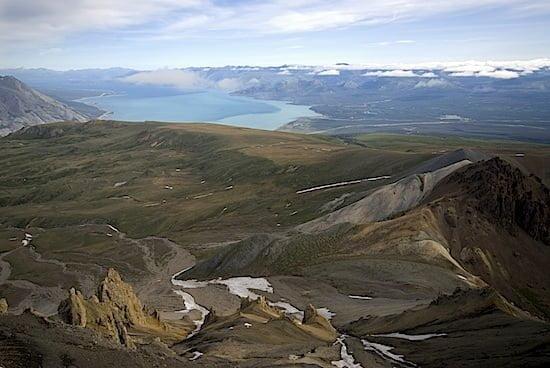 Outpost Plateau, Silver City, Yukon, Canada