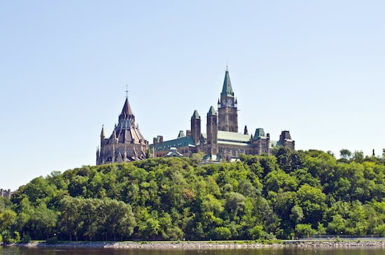 ottawa-parliament-hill-rear-view-from-river