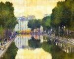 Paris-Saint-Martin-Canal-Julia-Pelish