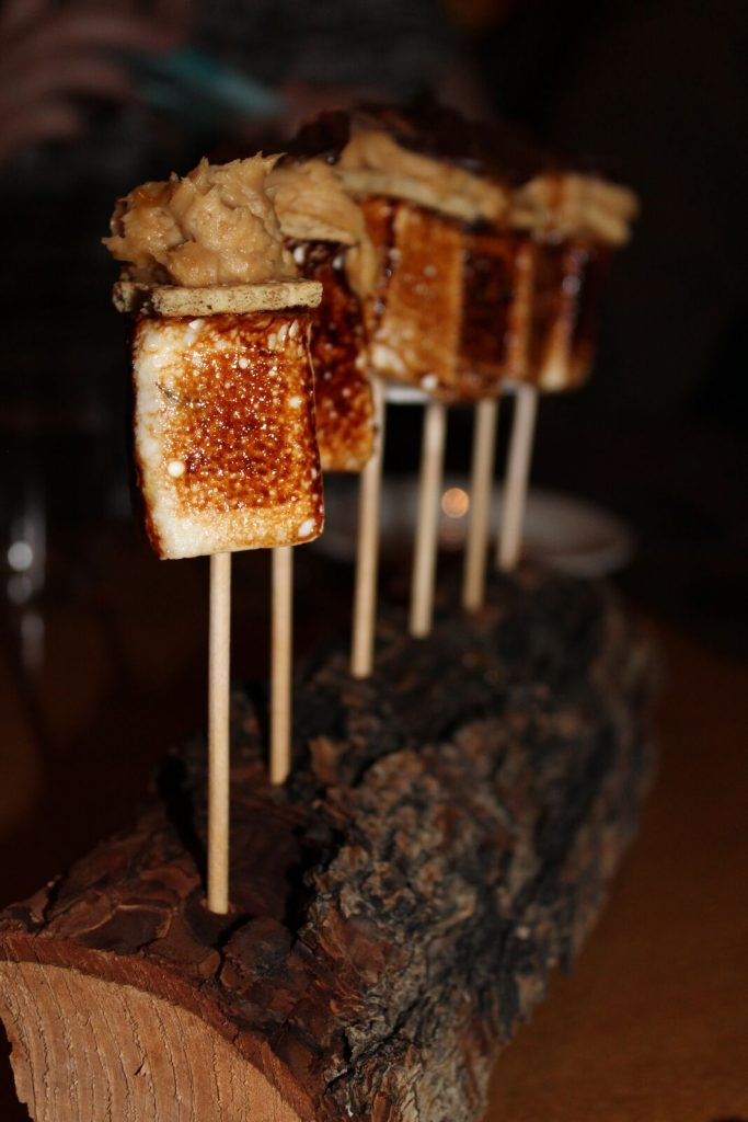 Kate_S'mores at Beckett's Table