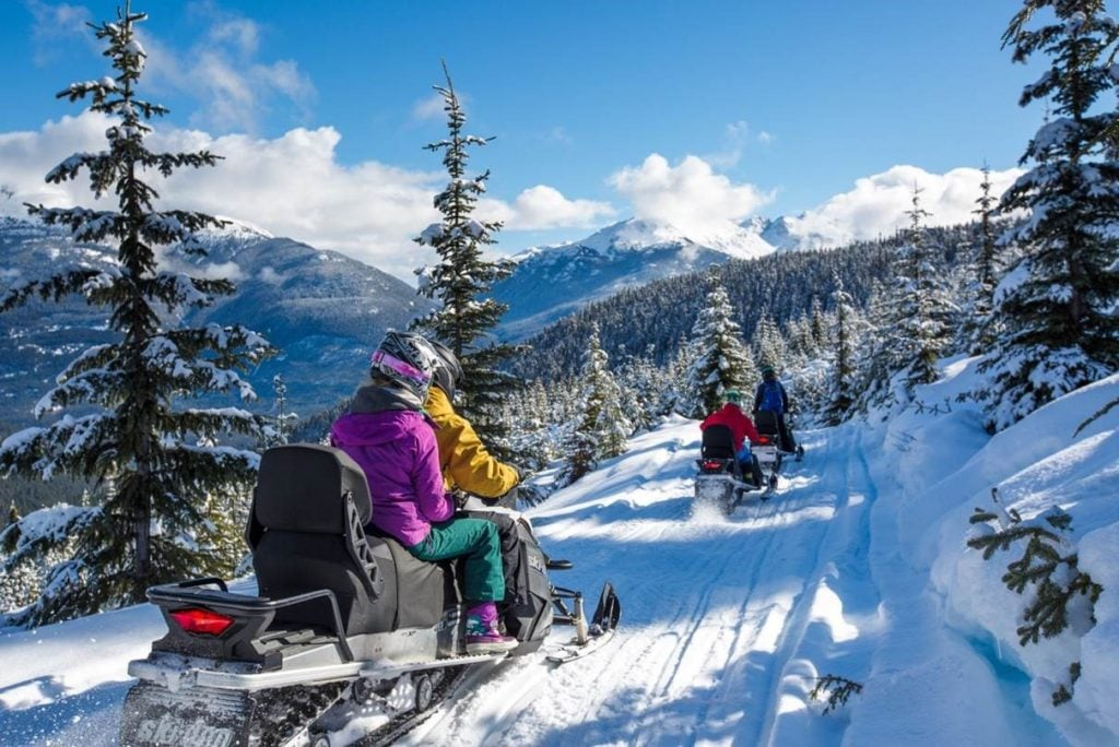 WhistlerBlackcomb-Snowmobile