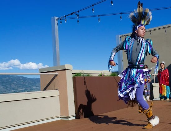 grass dancer-okanagan-indian-band