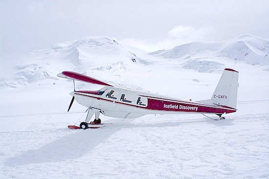 icefield-discovery-plane-glacier-yukon-kluane-national-park