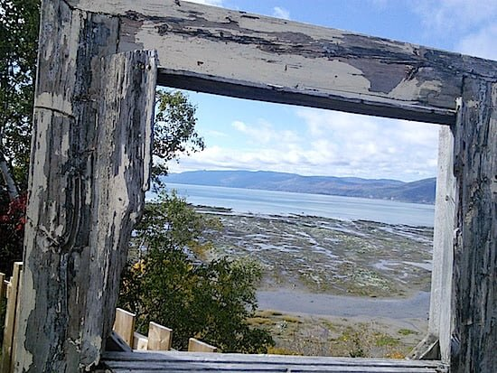 salt spring island view