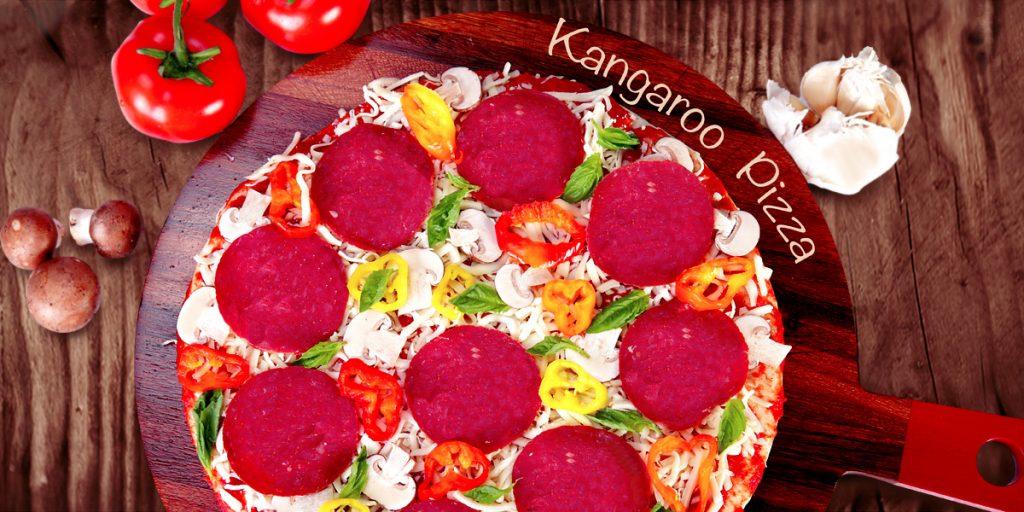 Stampede_Kangaroo Pizza