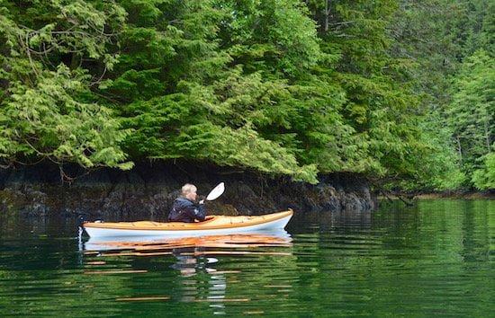 fausine-in-kayak-haida-gwaii-peel-inlet