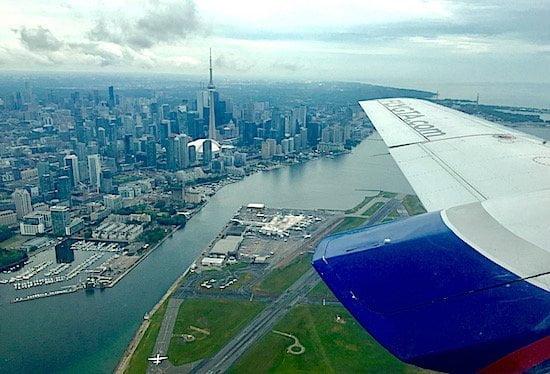 Toronto-View