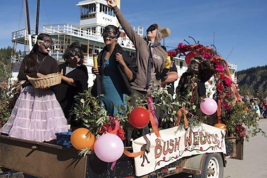 Dawson-City-Parade-Discovery-Days-Festival