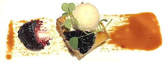 yogurt-ice-cream-bread-pudding-three-ravens-banff