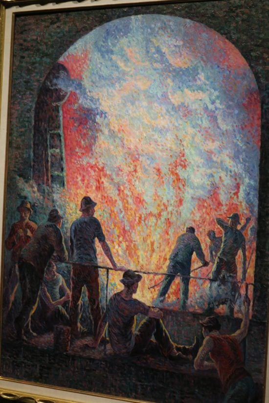 AGO The SteelWorks Maximilien Luce IMG_8836