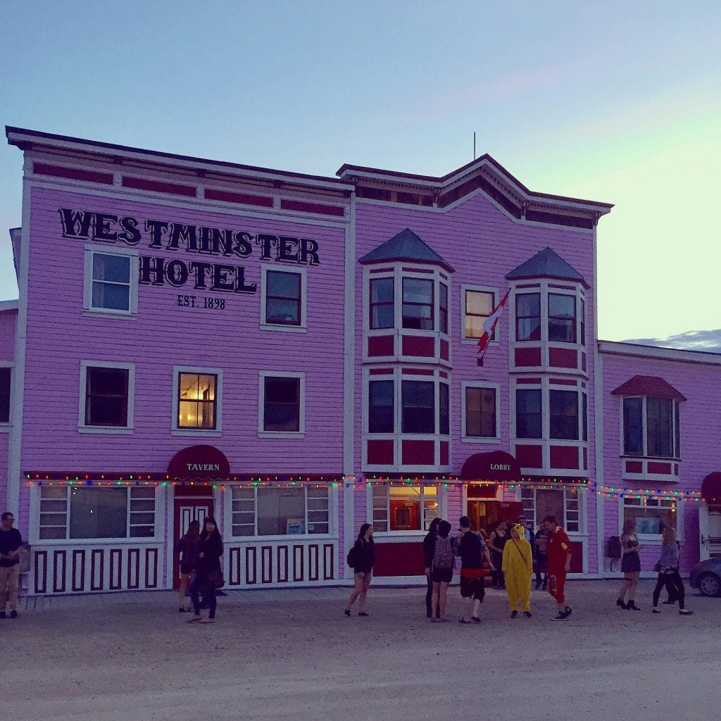 westminster-hotel-dawson-city
