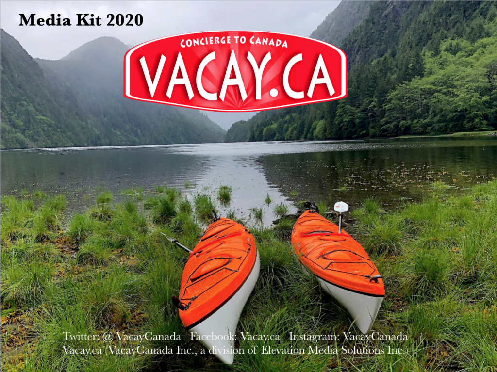 vacay.ca media kit cover 2020