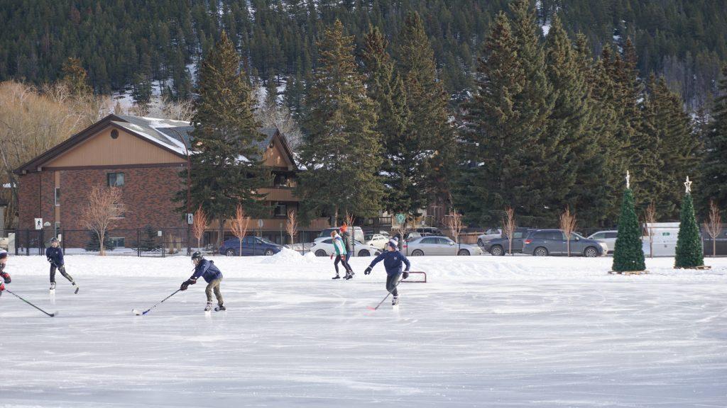 Banff-Skating-Rink