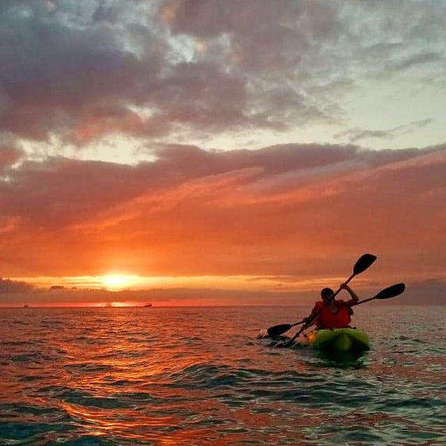 sunset-kayak-explorean-cozumel
