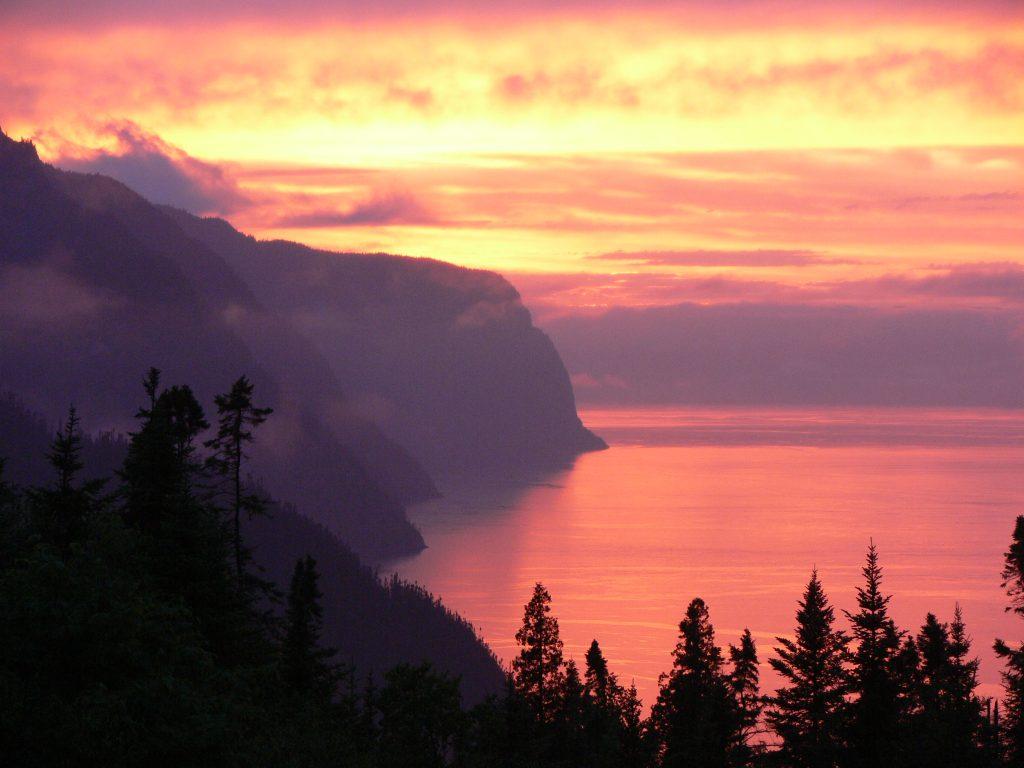 L'Anse-Saint-Jean - Fjord du Saguenay de l'Anse de Tabatière (c) Yves Ouellet