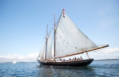 The Bluenose II Lunenburg Nova Scotia