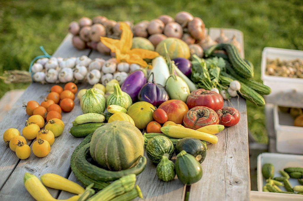 garden produce auberge-saint-antoine