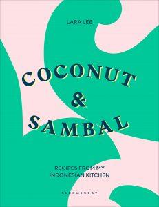 Cocnut & Sambal cookbook