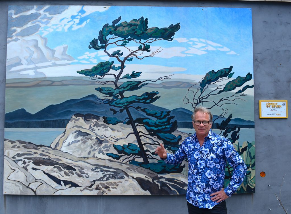 gerry-lantaigne-group-of-seven-mural-huntsville