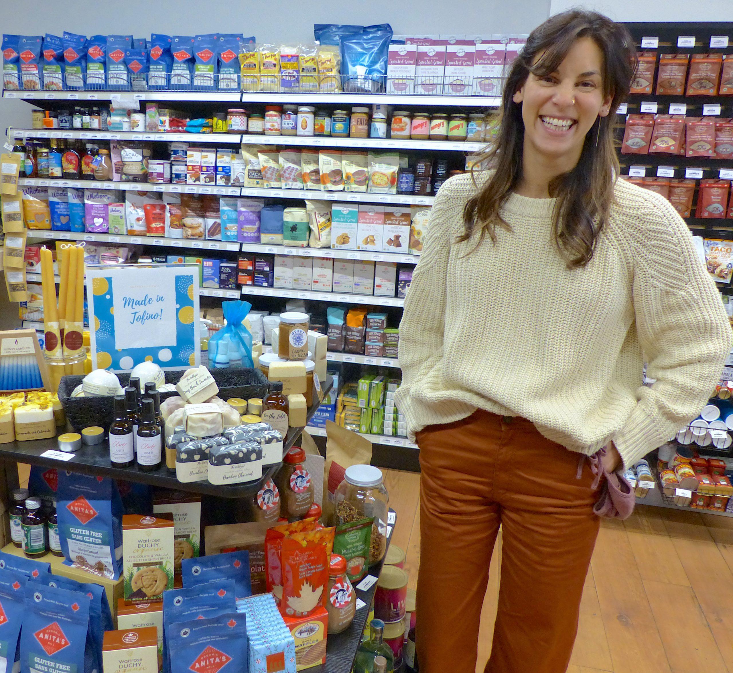 Amorita Adair Gaia-Grocery-localproducts-Barnard-tofino