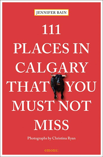 111 Places in Calgary_book