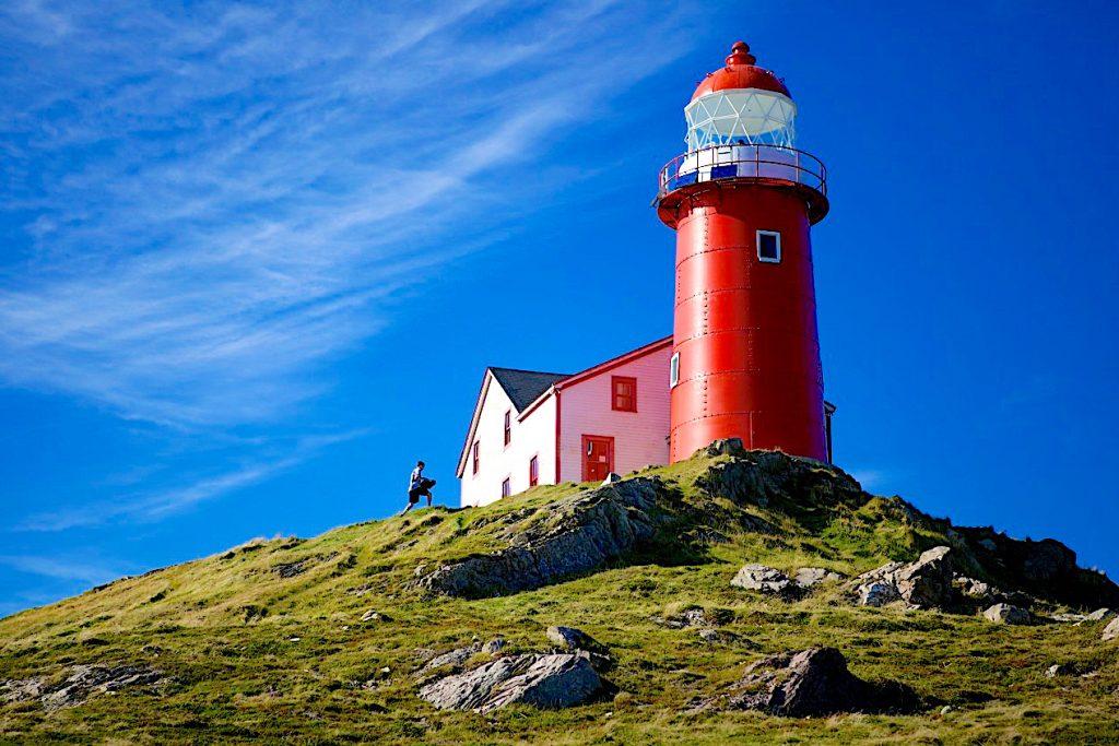 Ferryland Lighthouse Picnics Avalon