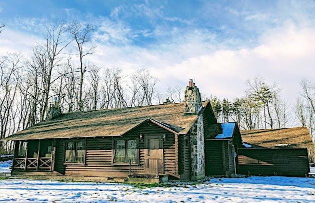 Mabee Marsh cabin_external
