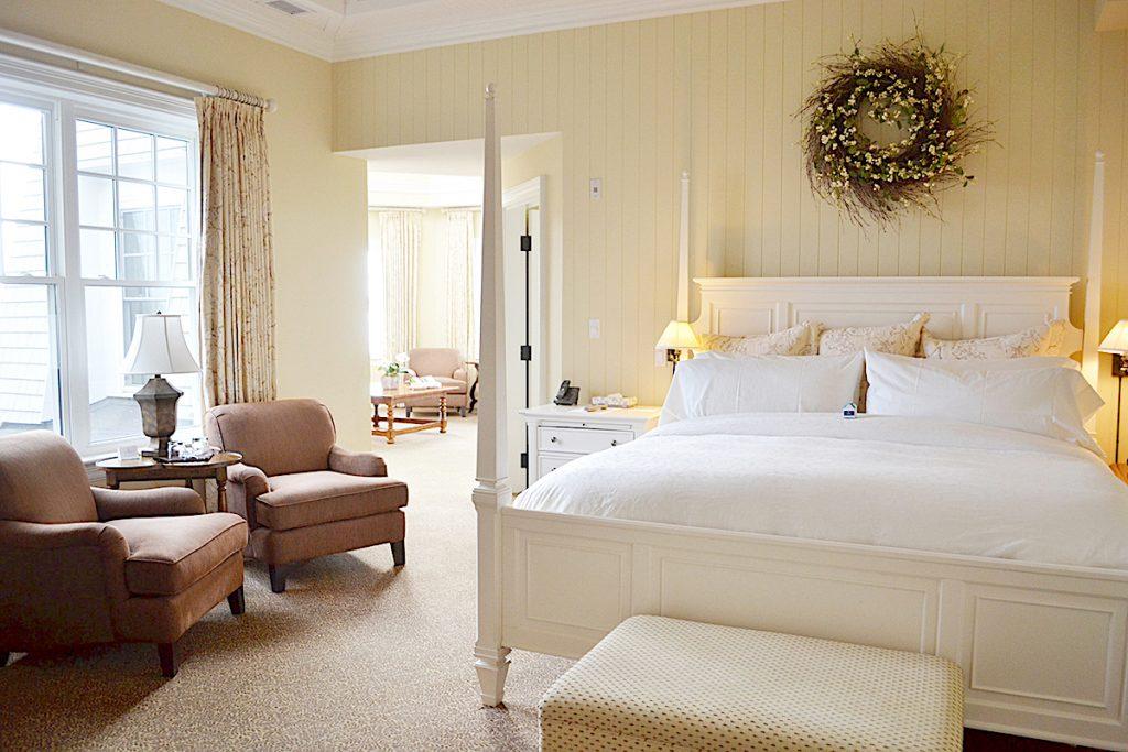cobble_beach_bedroom _in Inn