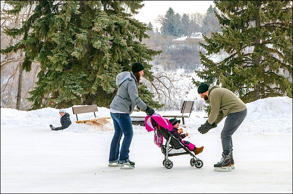 ice-skating-w-stroller-saskatoon