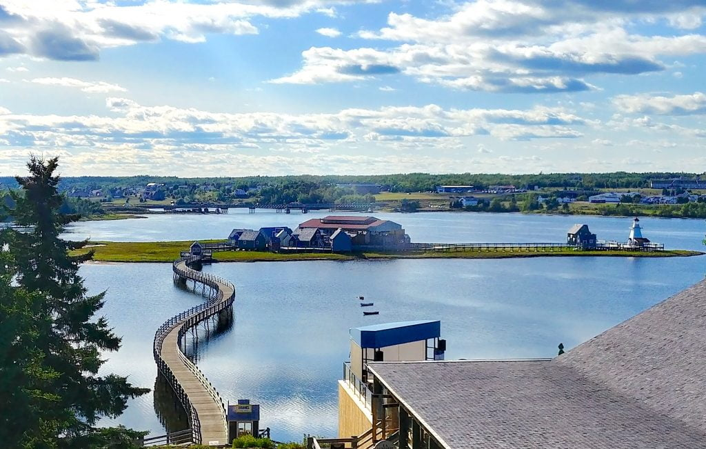 New Brunswick_Le Pay _ Bouctouche_Overlook