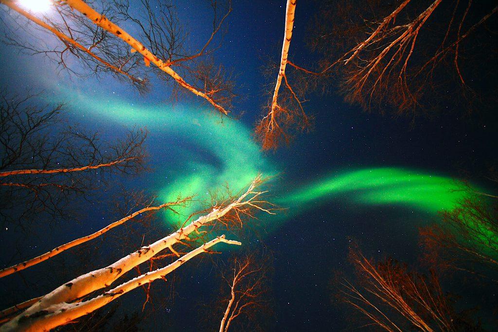 Aurora Village Northwest Territories