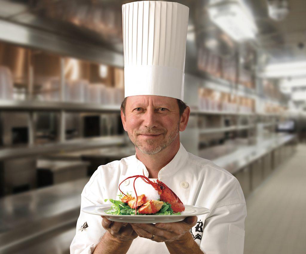 Chef chris Aerni Rossmount Inn