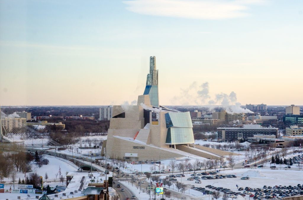 Canadian Museum for Human Rights-Winnipeg