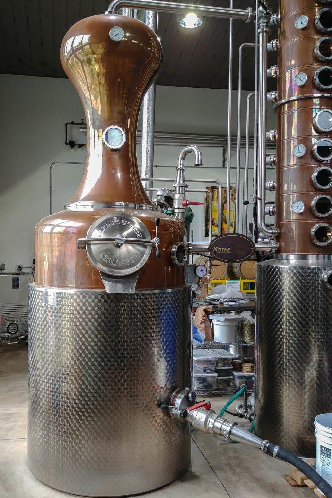 Willibald Farm Distillery-Kothe-still-Kitchener-Ontario-HansTammemagi