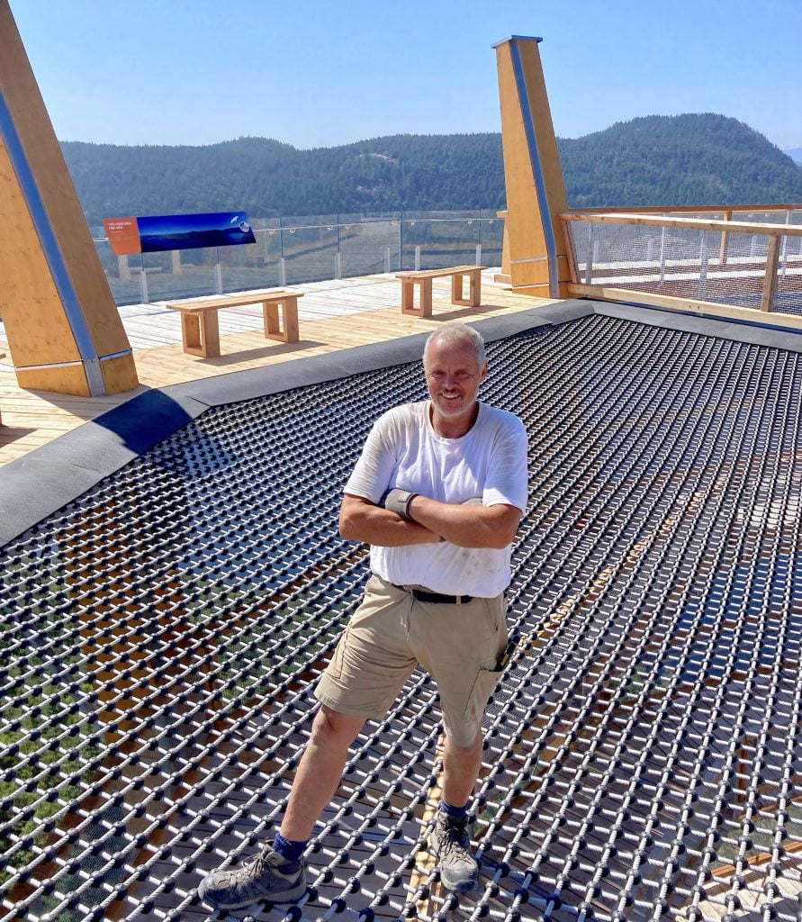 Joseph Sisson-carpenter-malahat-skywalk