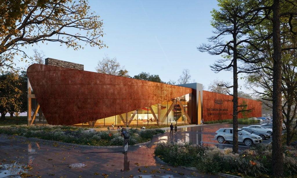 Peterborough, Canadian Canoe Museum, Canoe, Lett Architects Inc, Ontario, Museums, Renovation, Parks Canada, Peterborough Lift Lock