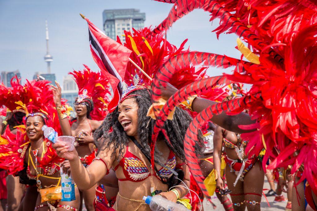 Toronto Caribbean Carnival, Festivals, Parade, Food, Reggae, Calypso, Toronto, Ontario, Canada, music