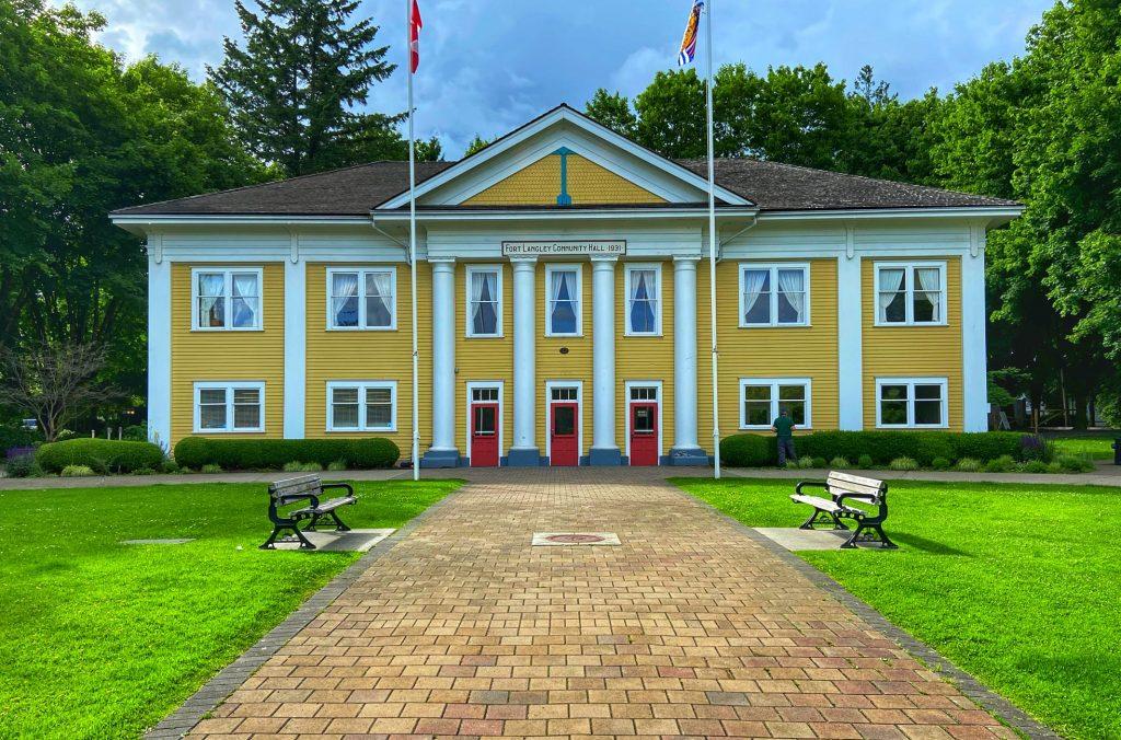 community-hall-fort-langley