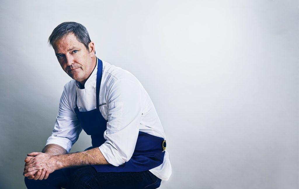 Chef Anthony Walsh - photo credit Nick Wong